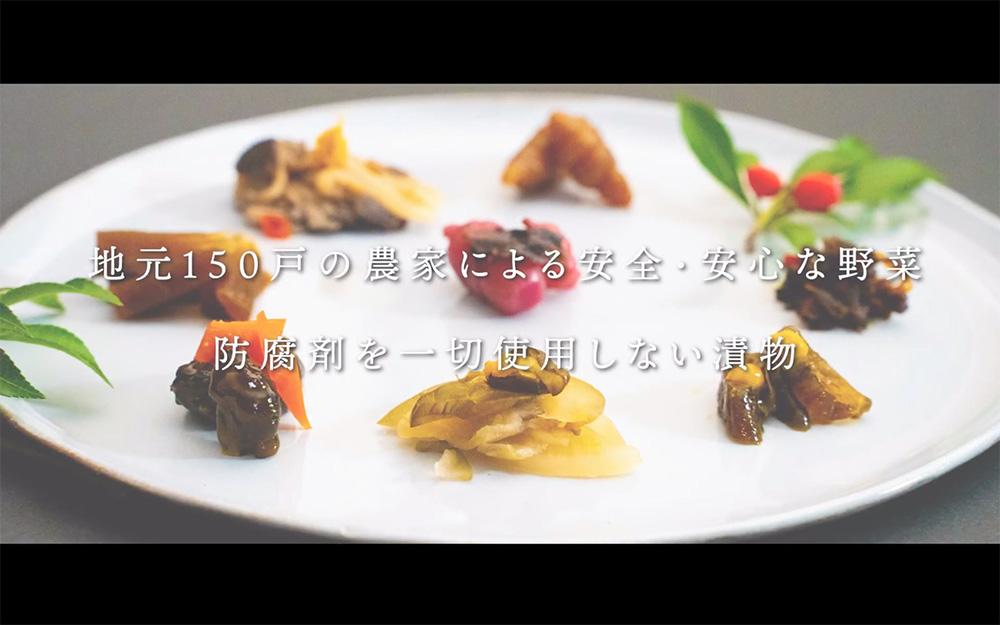 【ECサイト向け】商品紹介 × 人の温もりが伝わるインタビュー動画